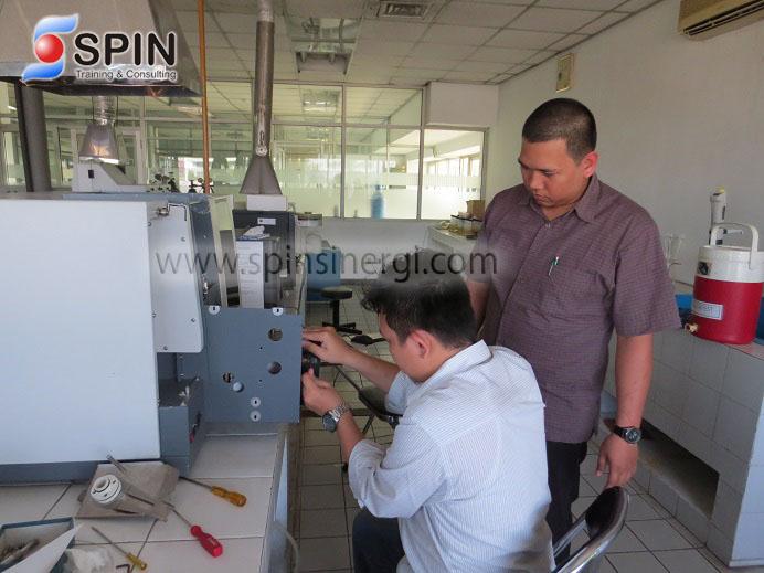 Training laboratorium 17025