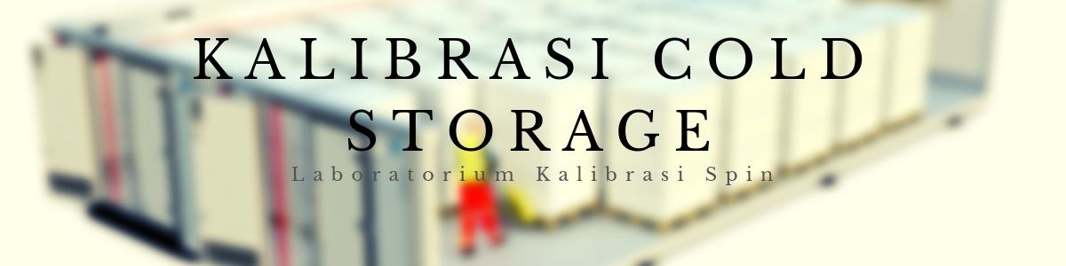 Kalibrasi Cold Storage