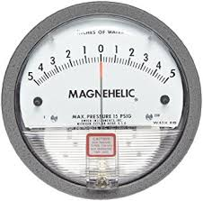 Magnehelic Differential Pressure