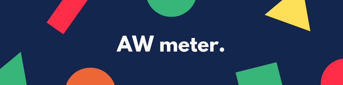 Kalibrasi AW Meter