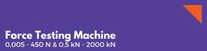 Kalibrasi Force Testing Machine