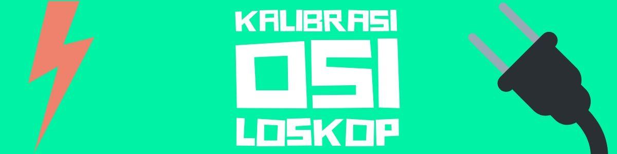 Kalibrasi Osiloskop