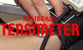Kalibrasi Tensimeter