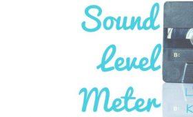 Kalibrasi Sound Level Meter