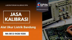 Jasa Kalibrasi Alat Ukur Listrik Bandung