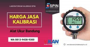 Harga Jasa Kalibrasi Alat Ukur Bandung