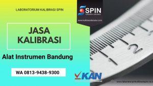 Jasa Kalibrasi Alat Instrumen Bandung