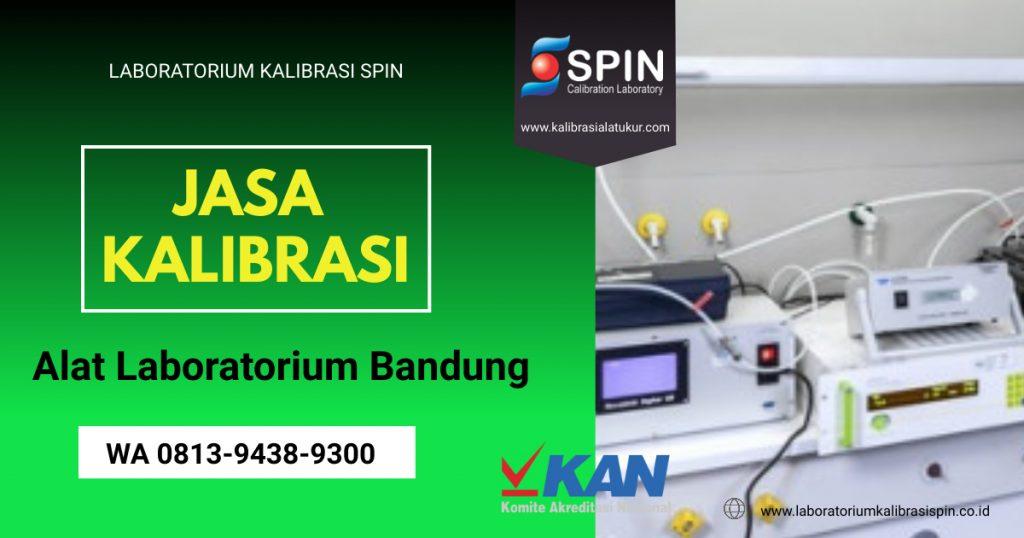 Jasa Kalibrasi Alat Laboratorium Bandung