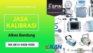 Jasa Kalibrasi Alkes Bandung