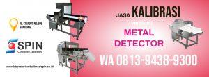 Jasa Kalibrasi Metal Detector Bandung