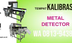 Tempat Kalibrasif Metal Detector Bandung