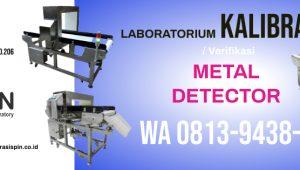 Laboratorium Kalibrasi Metal Detector Bandung